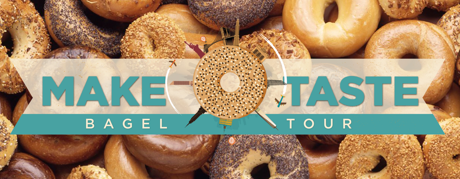 Bens Bagel Tour-Make-Taste