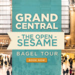 Bens Bagel Tour -Grand Central