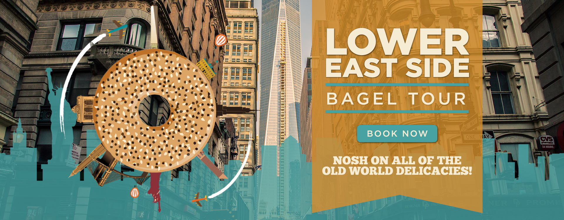 Bens Bagel Tour -Lower East Side